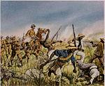 La guerre contre les Hereros en 1904