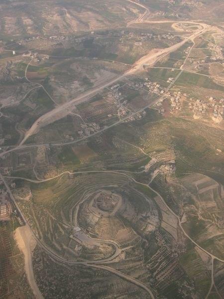 Herodium city