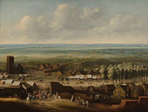 Het beleg van 's-hertogenbosch 1629 Micker