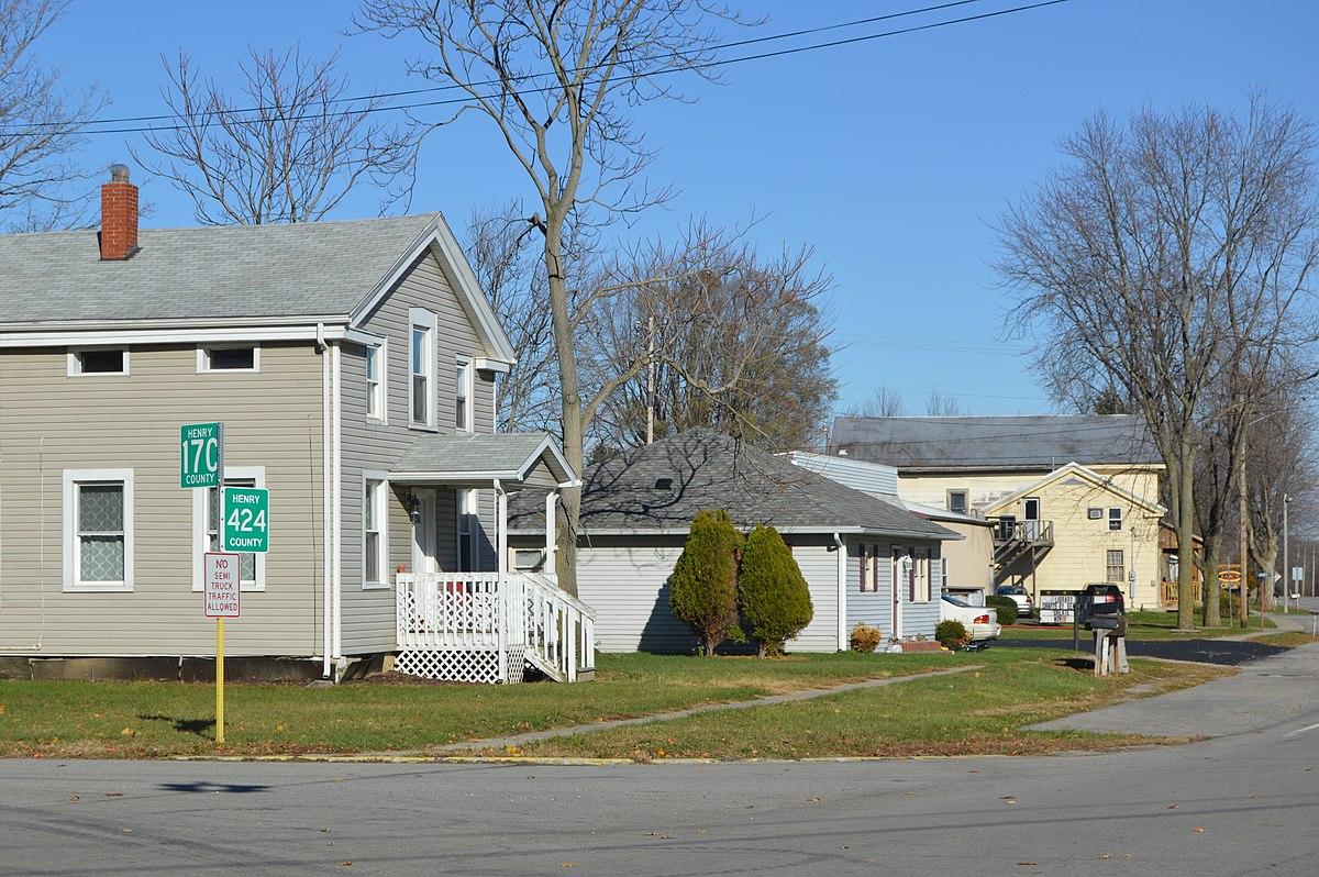 Ohio henry county ridgeville corners - Ohio Henry County Ridgeville Corners 3