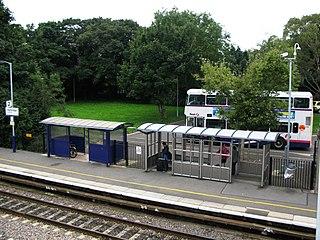 Highbridge and Burnham railway station