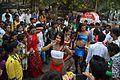Hijra Dance - Chhath Festival - Strand Road - Kolkata 2013-11-09 4212.JPG