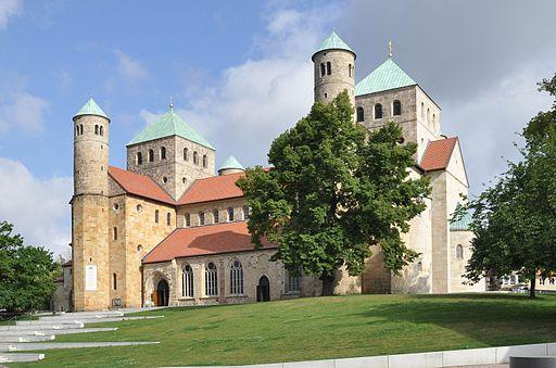 Hildesheim Michaeliskirche 23
