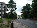 Hill past Holywell Park - geograph.org.uk - 1360069.jpg