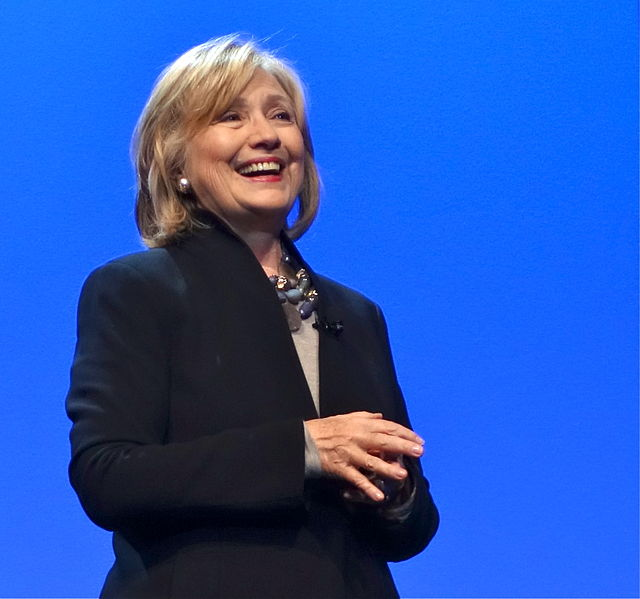 Hillary Clinton, From WikimediaPhotos