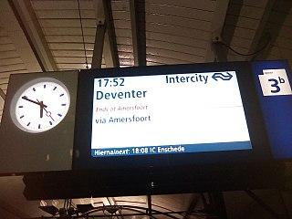 Passenger information system