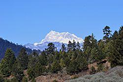 Himalayan peak from Bumthang.jpg