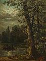Hippolyte Pradelles-Promenade en bateau au clair de lune.jpg