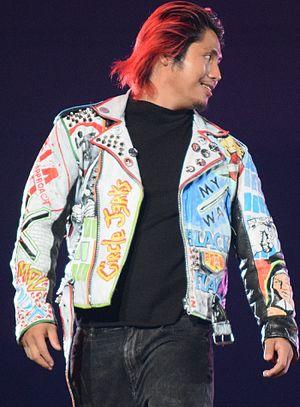 Hiromu Takahashi - Takahashi in November 2016