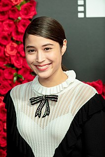 Alice Hirose Japanese actress