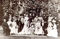 Hochzeit von Alfred Freiherr von Waldstätten und Hertha Freiin Putz von Rolsberg am 20.10.1900.jpg