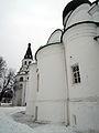 Holy Trinity Church and Protection Church in Alexandrov 02 (winter 2014) by shakko.JPG