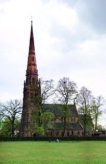 Holy Trinity Platt Church Church in Manchester, England