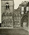 Holyrood, its palace and its abbey; an historical appreciation (1914) (14774267052).jpg