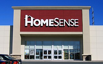 HomeSense - A store in Bayers Lake Business Park, Halifax, NS