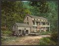Home of Rip Van Winkle, Sleepy Hollow, Catskill Mountains-LCCN2008679627.tif
