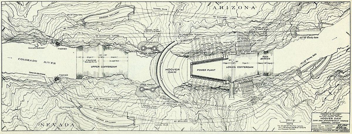 Arch Gravity Dam Wikipedia