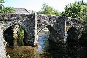 River Walkham - River Walkham at Horrabridge
