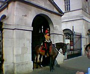 Horseguardssentry