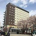 Hotel Mets Komagome 2017-04-06.jpg