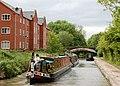 Hotel narrowboats, Grand Union Canal, Leamington (2) - geograph.org.uk - 1316210.jpg