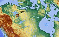 Hottah Lake Northwest Territories Canada locator 01.jpg