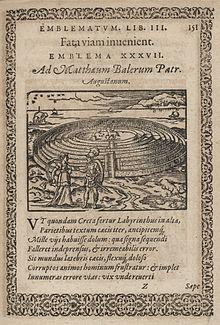 Emblemata, 1581 (Quelle: Wikimedia)