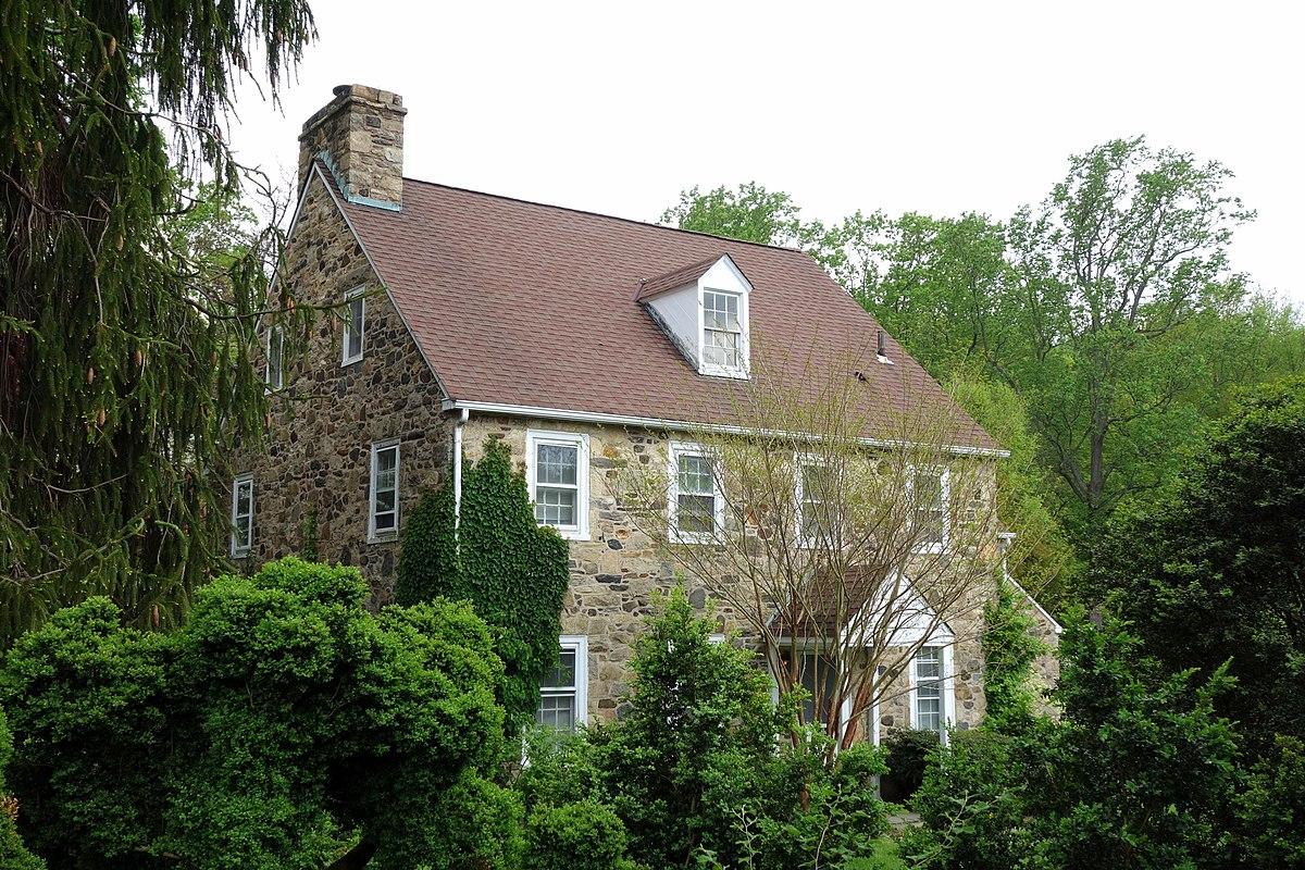 File House Tyler Arboretum Dsc01737 Jpg Wikimedia Commons