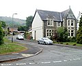 House on the corner of St Martin's Road and Clos Glan Nant, Caerphilly - geograph.org.uk - 2396721.jpg