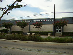 Houston Academy for International Studies - Image: Houston Acad Intl Studies Houston TX