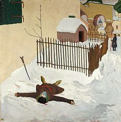 Death of Dmitry.