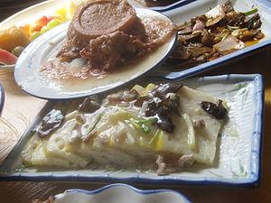 Hubei cuisine - Image: Hubei zhengyugao