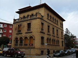 Huesca - Servicio Provincial de Medio Ambiente 01