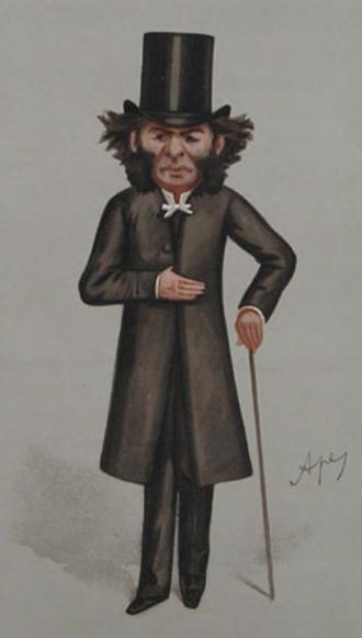 Hugh Reginald Haweis - The Rev. Hugh Reginald Haweis, by Carlo Pellegrini, 1888.