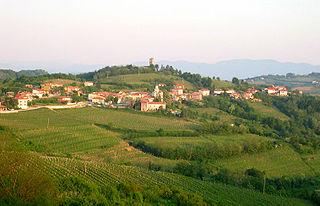 Municipality of Brda Municipality in Slovenia