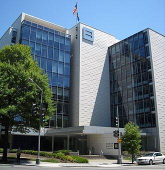 Human Rights Campaign - Human Rights Campaign headquarters in Washington, D.C.