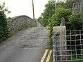 Humpback bridge to Glebelands - geograph.org.uk - 1443157.jpg