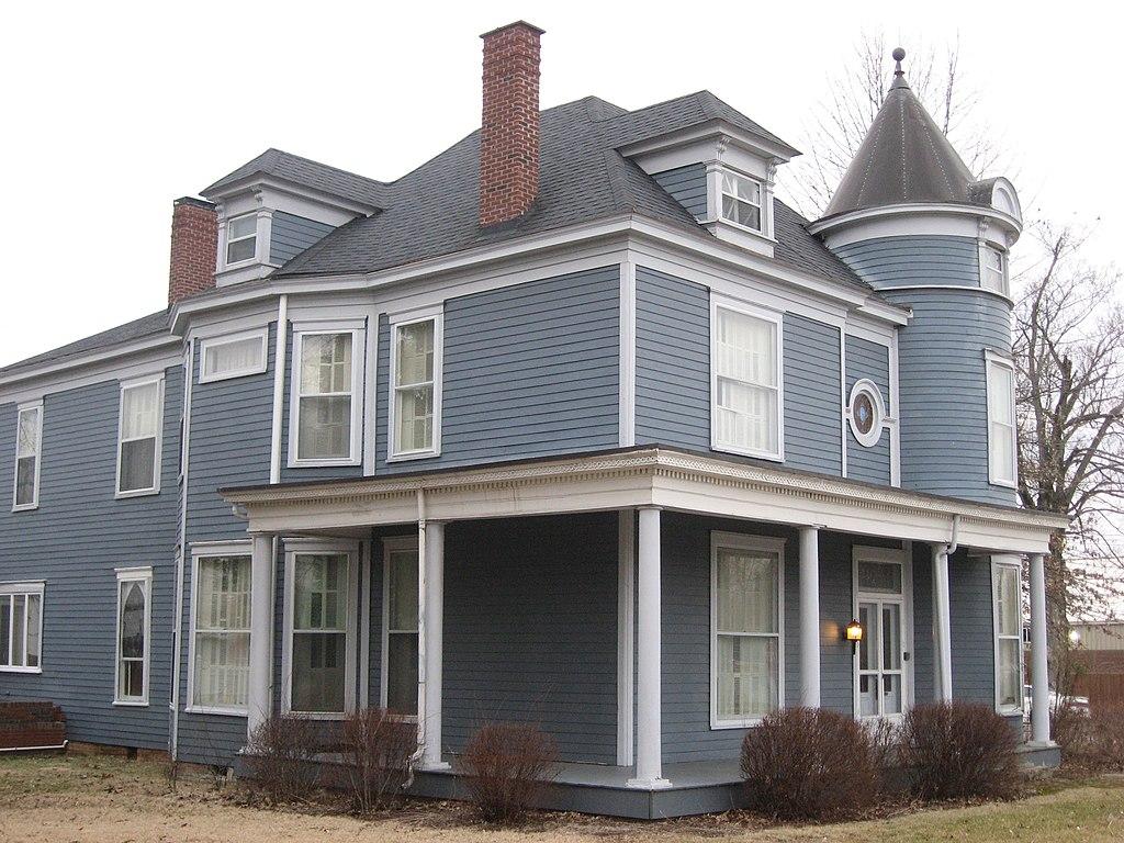File hunter house wikipedia - The home hunter ...