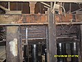 Hydraulic cylinders in a particle board machine.jpg