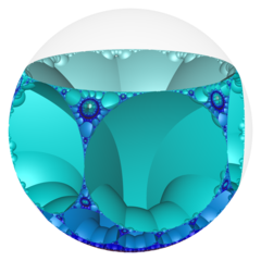 Hyperbolic honeycomb i-7-3 poincare.png