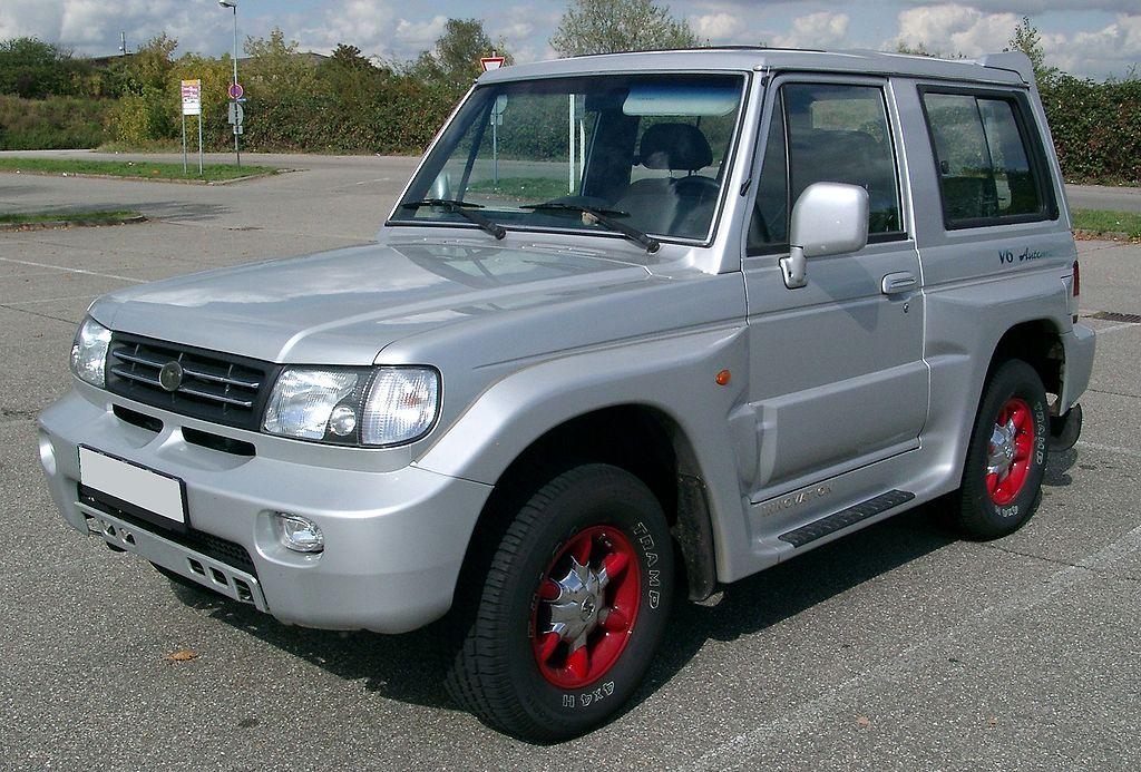 File:Hyundai Galloper front 2007092