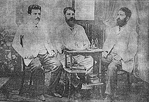 Constantin Stere - Ion Botez, Constantin Stere and Garabet Ibrăileanu