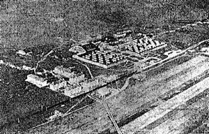 Industria Aeronautică Română - IAR Brașov facilities in 1938