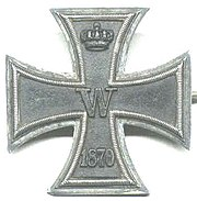 1870 Iron Cross