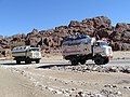 IFA W50 trucks in Algeria, 2003.jpg