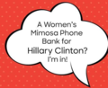 IL Women's Mimosa Phone Bank for Hillary 1.png