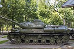 IS-2 side in Museum of technique 2016-08-16.JPG