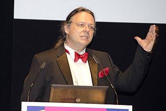 Burkhard Rost - Burkhard Rost speaking at ISMB
