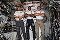 ISS-64 Noguchi, Glover and Hopkins pose for portrait.jpg