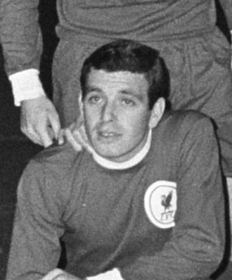 Ian Callaghan - Callaghan with Liverpool in 1966.
